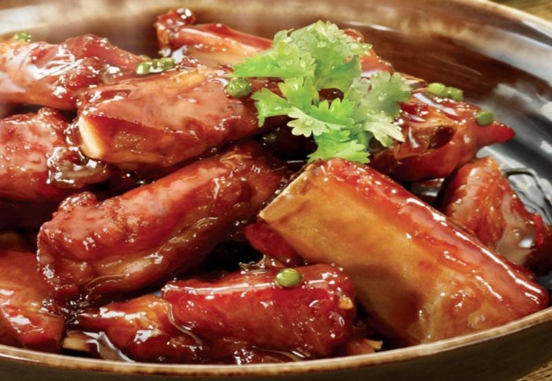 Thịt lợn sạch Deli và công thức chế biến món hấp dẫn