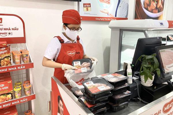 Thịt lợn sạch Deli chuẩn Châu Âu cho người tiêu dùng Việt